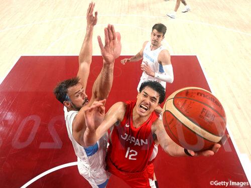日本がアルゼンチンに20点差で敗れる…3戦全敗で予選敗退/東京オリンピック