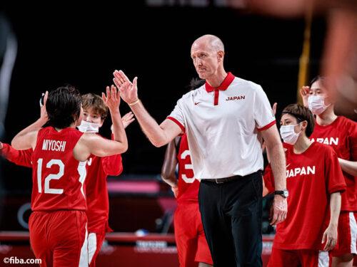 決勝トーナメント進出を決めたホーバスHC…「自分たちのバスケットができれば勝てる」
