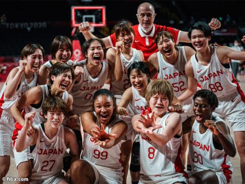 【写真ギャラリー】2021.8.4 女子日本代表 86−85 ベルギー代表