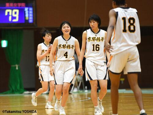 インターハイ女子注目校(3)京都精華学園(京都)「高さのある布陣、総合力で初の日本一へ