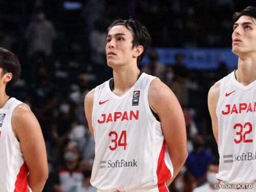 琉球が新加入選手の背番号を発表…9番の渡邉飛勇「人生の大きな失敗を数えてみたら…」