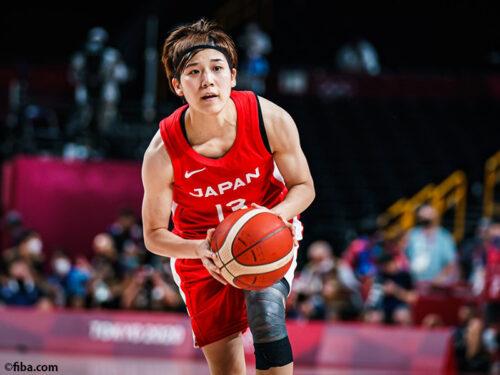 日本の司令塔・町田瑠唯が大会を総括「女子バスケの魅力を伝えられました」