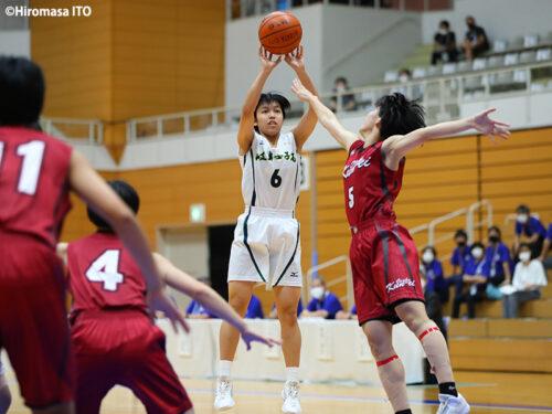 岐阜女子は決勝進出ならず3位…攻撃の中心を担った藤澤夢叶「対応力と冷静さが足りなかった」