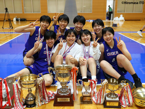 どん底を味わった桜花学園の3年生たち…もがきながらもつかんだ夏の金メダル