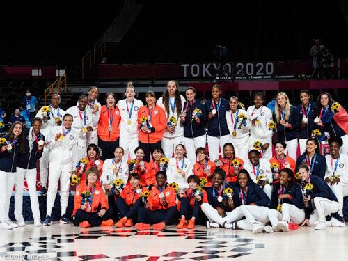 FIBAが最新の女子世界ランキングを発表…女子日本代表は2つ上げて8位に浮上