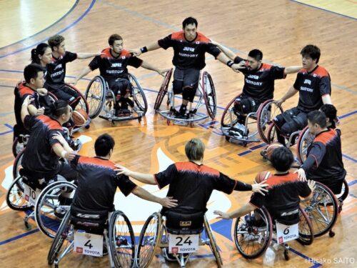 東京2020パラリンピック開幕直前! 車いすバスケ男子日本代表展望