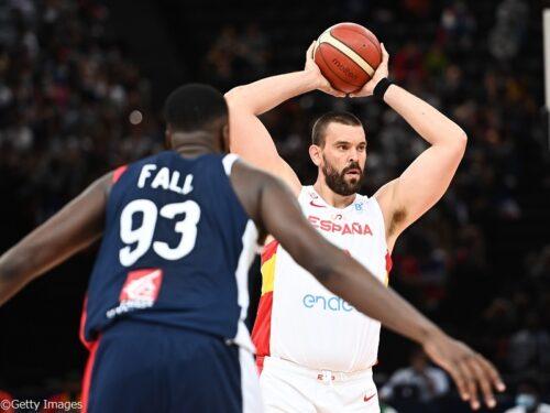 準々決勝でアメリカと戦うスペインのマルク・ガソル「どこが相手だろうと倒すだけ」