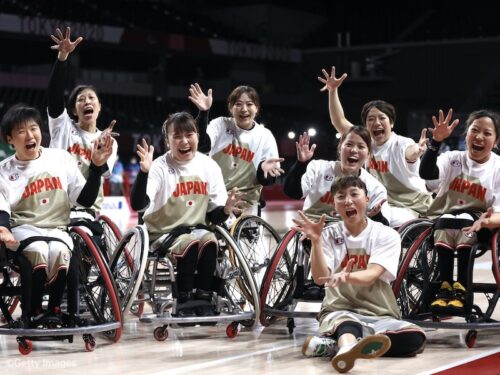 車いすバスケ女子予選リーグ結果・準々決勝スケジュール/東京パラリンピック
