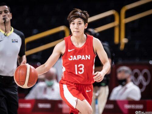 女子日本代表の町田瑠唯が五輪の1試合最多アシスト記録に並ぶ
