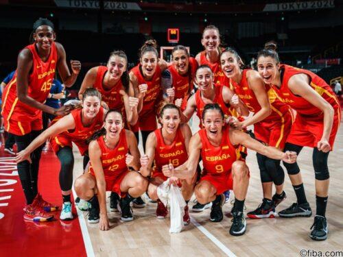 女子スペイン代表とセルビア代表が決勝T進出を決める/東京オリンピック