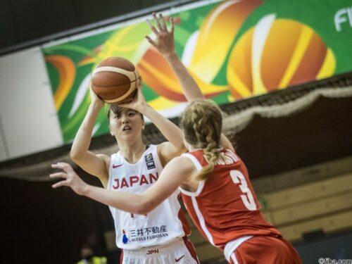 平下愛佳がチームをけん引する活躍を見せるも…U19女子日本代表がチェコに惜敗