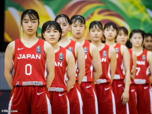 U19女子日本代表がスペインに惜敗…江村が20得点と躍動も、終盤失速して逆転負けを喫す