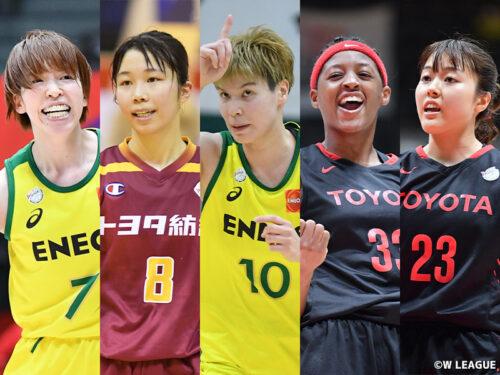 アジア杯へ向けた女子日本代表候補発表…林咲希ら五輪組に加え、渡嘉敷来夢もリスト入り