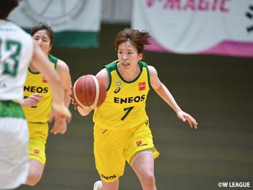 【短期連載・TOKYOの先へ】林咲希(ENEOS/女子日本代表)