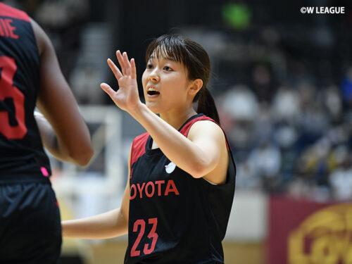 【短期連載・TOKYOの先へ】山本麻衣(トヨタ自動車/3x3女子日本代表)