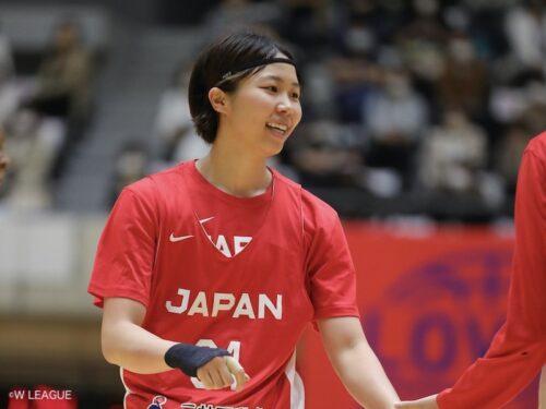 日本代表で経験を積む最年少の東藤なな子「学んだのは苦しい時に我慢する力」