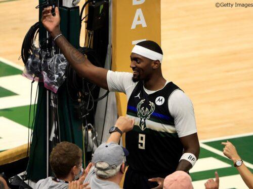 昨季NBAで初優勝を経験したボビー・ポーティス「間違いなく俺と家族の人生を変えた」