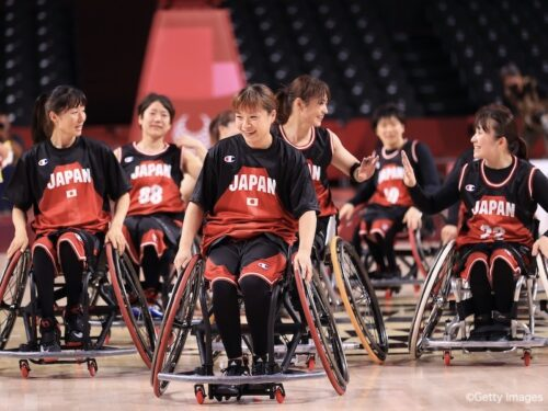 車いすバスケ女子日本代表、13年の時を経て動き始めた時計の針
