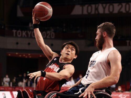 車いすバスケ男子代表の豊島英が楽天イーグルスの本拠地で始球式を務める