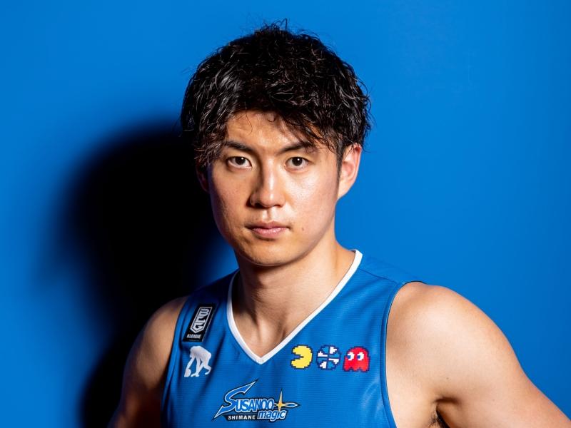【Bリーグ注目の移籍選手】島根スサノオマジック・安藤誓哉「熱い気持ちに応えたいと思った」   バスケットボールキング