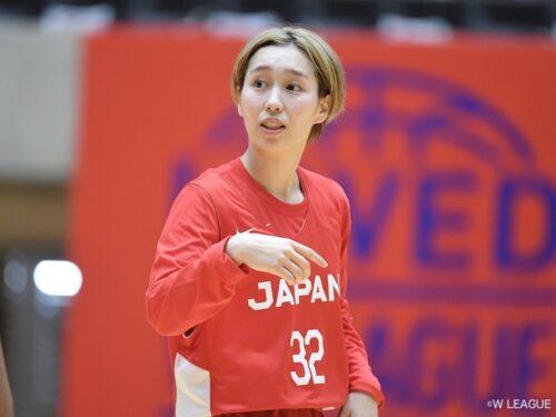 休む間もなく代表活動を続ける宮崎早織「海外のいろんな選手と戦って、経験したい」