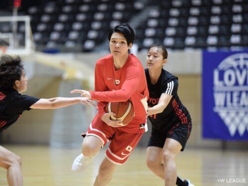 経験豊富な東京五輪銀メダリストの赤穂ひまわり「リーダーシップをとっていければ…」