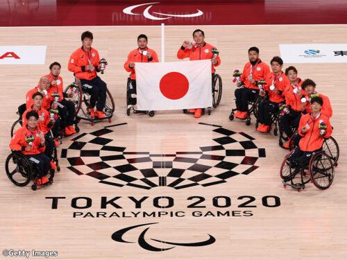 """銀メダルの車いすバスケ男子日本代表、スタッツに示された""""史上最強""""の真実"""