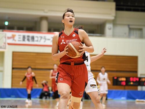 【短期連載・TOKYOの先へ】西岡里紗(三菱電機/3x3女子日本代表)