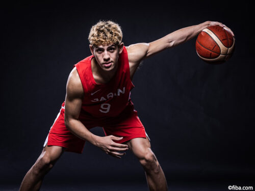 ベンドラメ礼生が語る夢「バスケットボールを通じて多くの人とつながりたい」